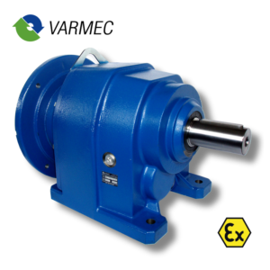motorreductor varmec serie RCV