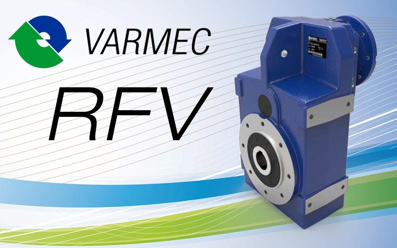 Varmec lanza la nueva serie RFV de ejes paralelos.