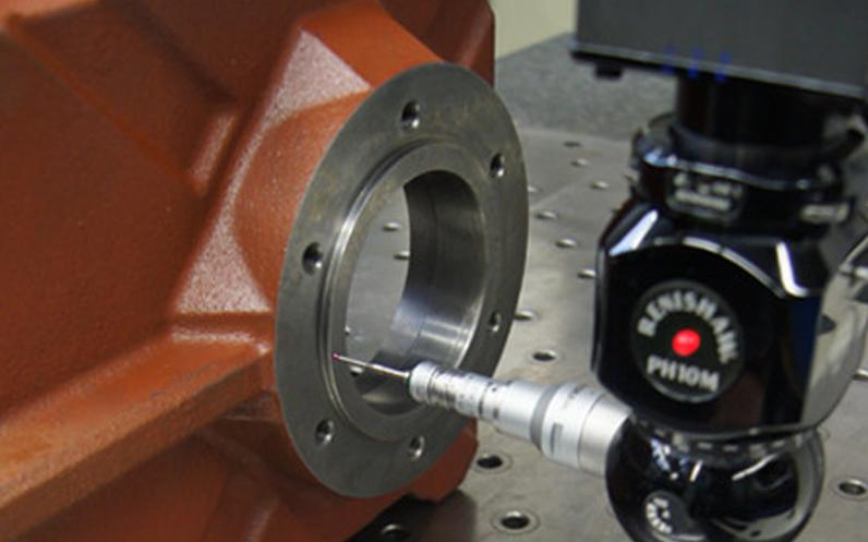 Fabricación flexible en la nueva fábrica de Bauer Gear Motor