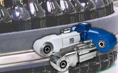 Bauer Gear Motor amplía la gama aséptica con el BK04
