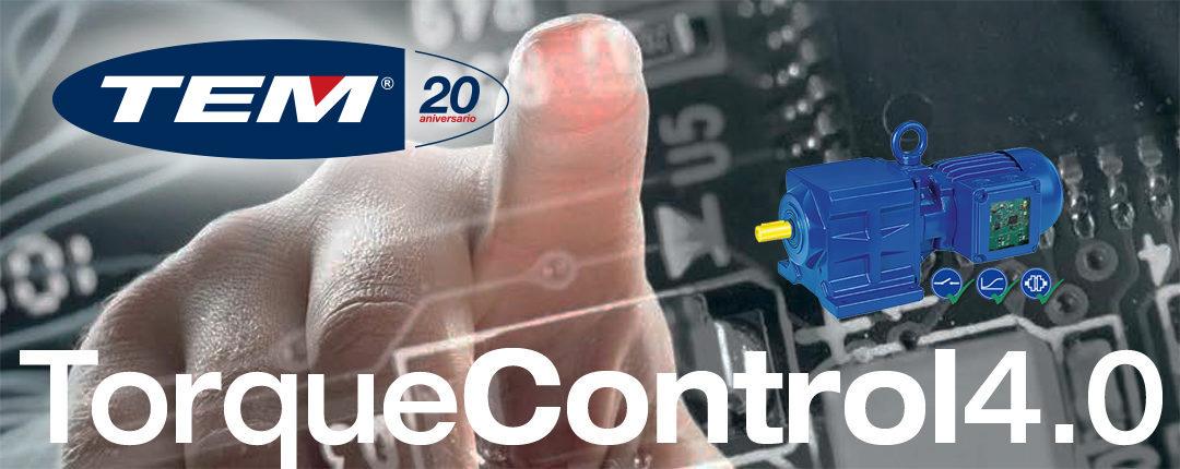 Bauer Gear Motor lanza el TorqueControl4.0