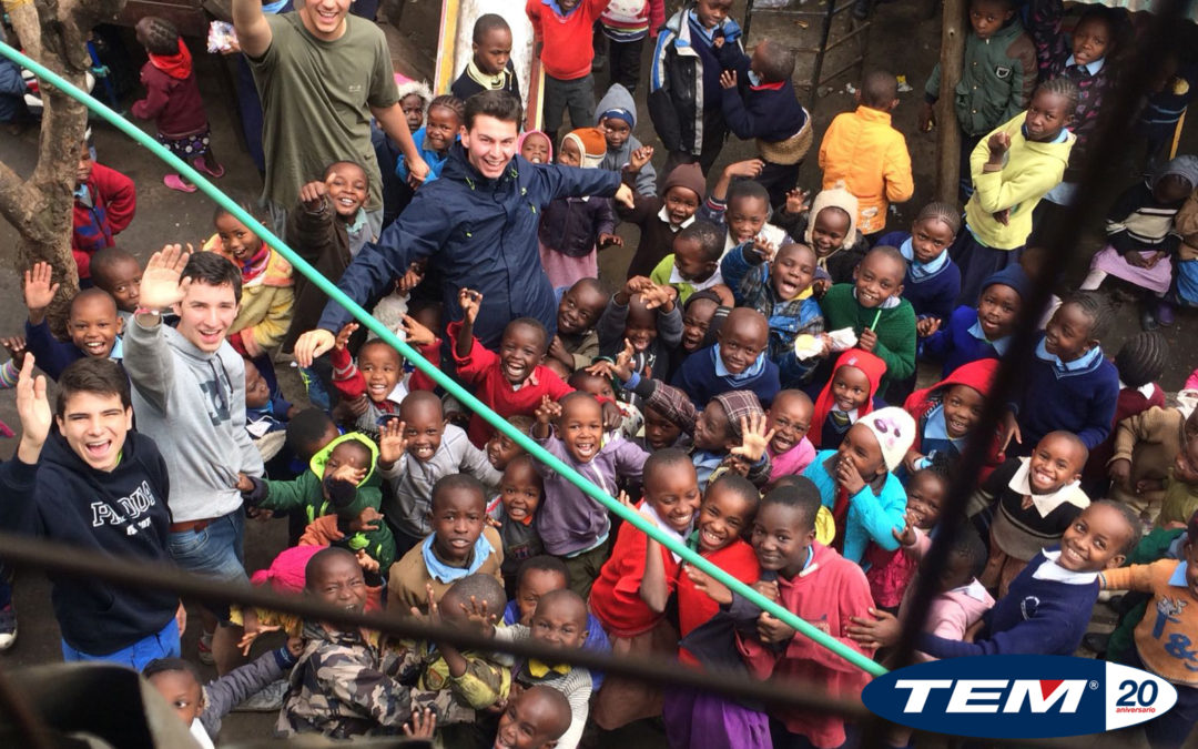 Memoria de nuestra labor social en Nairobi
