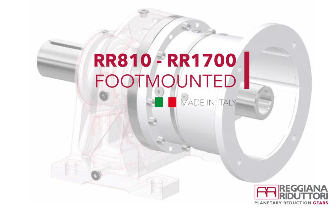 Nuevas patas RR810-RR170