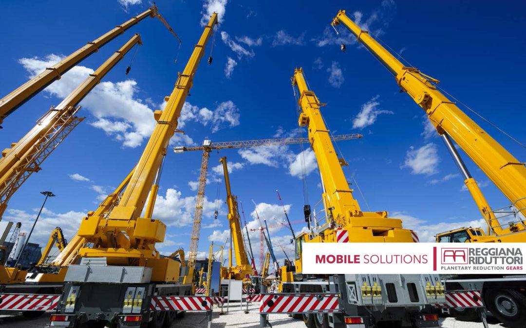 Soluciones móbiles Reggiana Riduttori